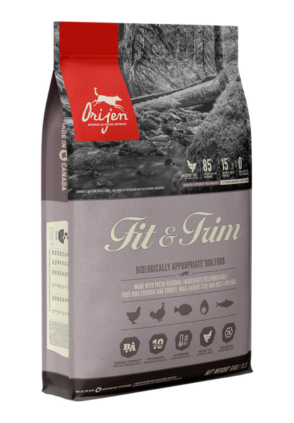 ORIJEN FIT & TRIM DOG 11.4KG