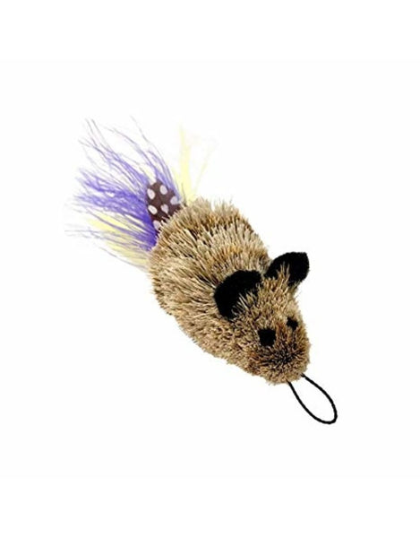 GO CAT CAT LURES DA FEATHERED MOUSE