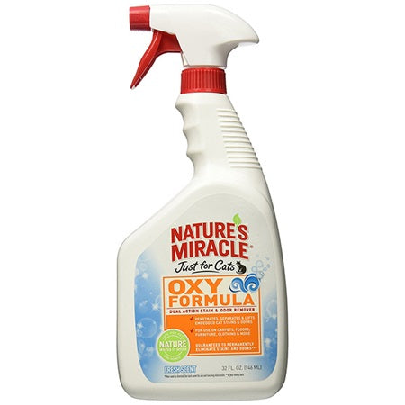 NATURES MIRACLE OXY FORMULA CAT 709ML