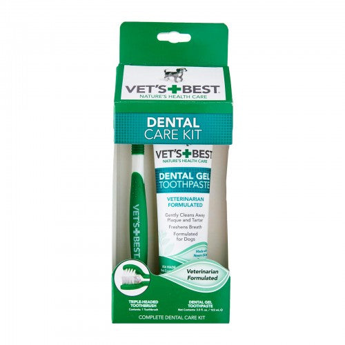 VB DENTAL TOOTHBRUSH/GEL KIT 3.5OZ