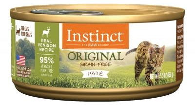 NV INSTINCT VENISON CAT CAN 85G