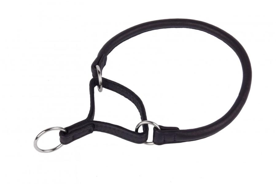 COLLAR SOFT MARTINGALE BRN 12