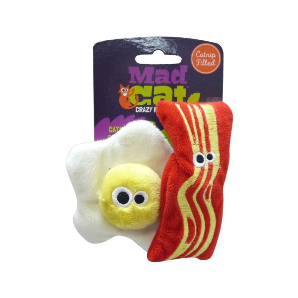 MAD CAT BRUNCH BUDDIES CAT TOY