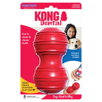KONG DENTAL RED XLG