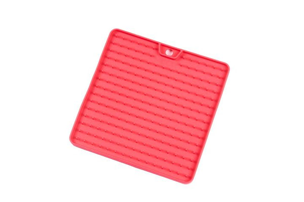 MM INTERACTIVE REVERSE FEED MAT RED