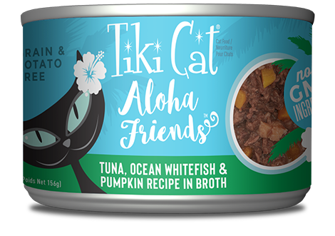 TIKI CAT ALOHA TUNA/FISH/PUMP CAN 5.5OZ
