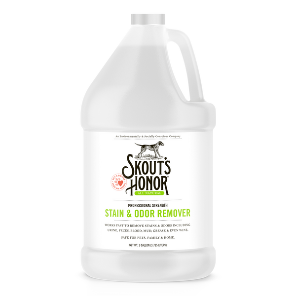 SKOUTS HONOR DOG STAIN+ODOR REMOVE 128OZ