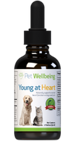 PET WELLBEING YOUNG AT HEART 4OZ