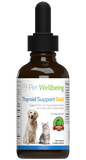 PET WELLBEING THYROID GOLD 2OZ