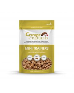 CRUMPS MINI TRAINER FD BEEF LIVER 105G