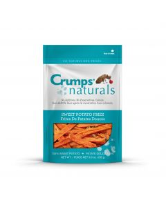 CRUMPS NATURALS SWEET POTATO FRIES 280G