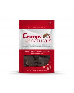 CRUMPS LIVER FILLETS 160G