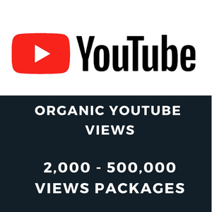 Organic YouTube Views!