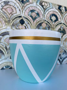 Athens (Mint/Gold) - Medium