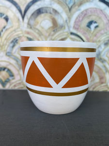 Morocco (Orange/Gold) - Small