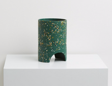 Load image into Gallery viewer, Archie Pot - Terrazzo Emerald