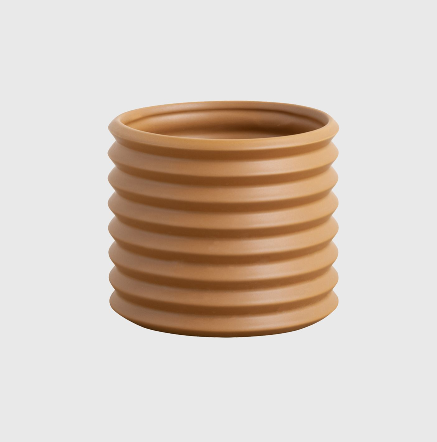 Small Berlin Planter Cinnamon