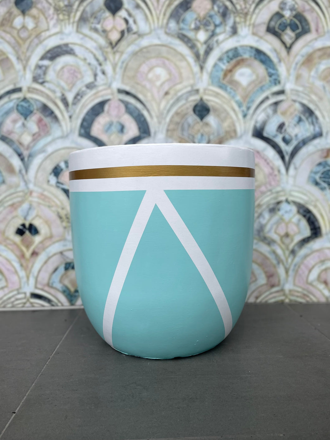 Athens (Mint/Gold) - Large Lightweight