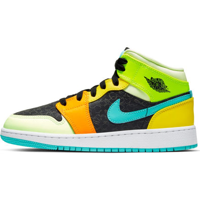 AIR JORDAN 1 MID SE (GS) (4928070189101)