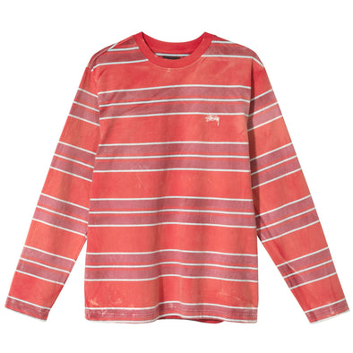 BLEACH STRIPE LS CREW (4905230893101)