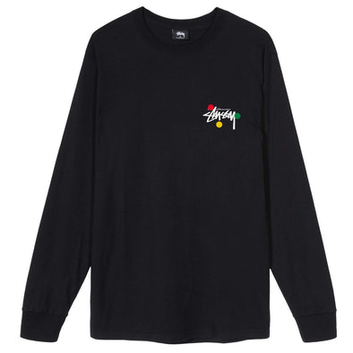 DOT COLLAGE LS TEE (4908395593773)