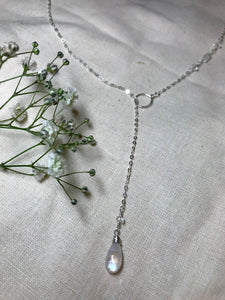 Moon Love Necklace