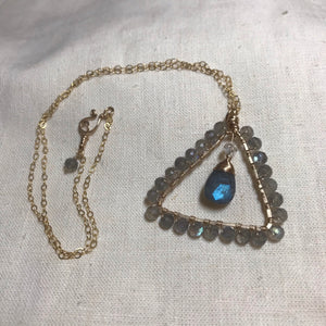 ((Alchemy Collection)) Truth Speaker Necklace