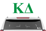 "1 3/8"" Kappa Delta Decal"