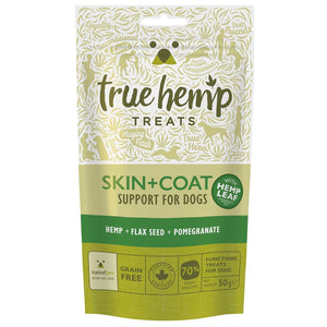 True Hemp Skin & Coat Dog Treats-Oh Doggy