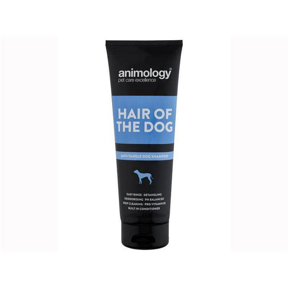Animology Hair of the Dog Shampoo-250ml-simple-Oh Doggy