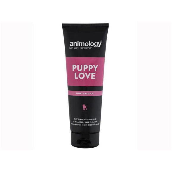 Animology Puppy Love Shampoo 250ml-simple-Oh Doggy