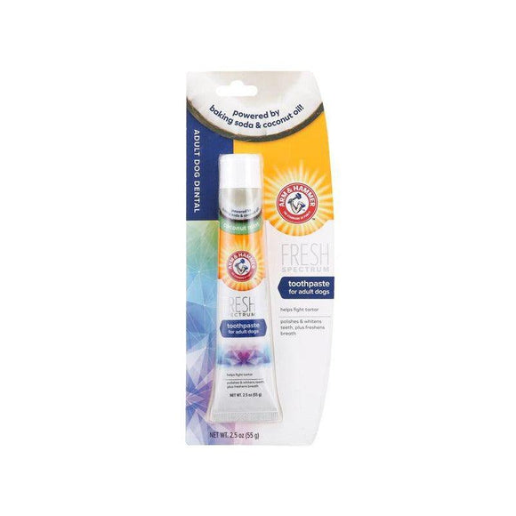 Arm & Hammer Fresh Coconut Mint Toothpaste - Oh Doggy