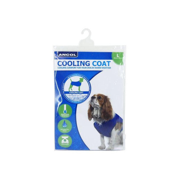 Ancol Dog Cooling Coat-Oh Doggy