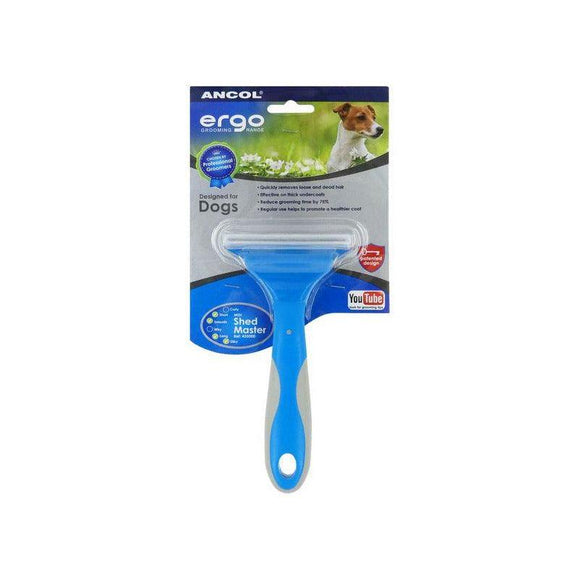 Ancol Ergo Shedmaster Tool - Oh Doggy
