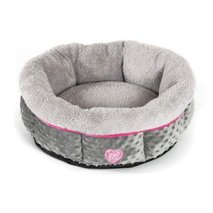 Ancol Small Bite Donut Bed-variable-Oh Doggy