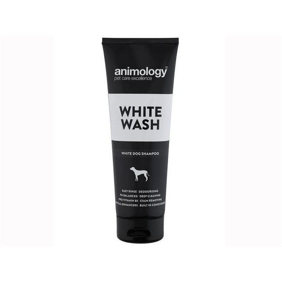 Animology White Wash Shampoo 250ml-simple-Oh Doggy