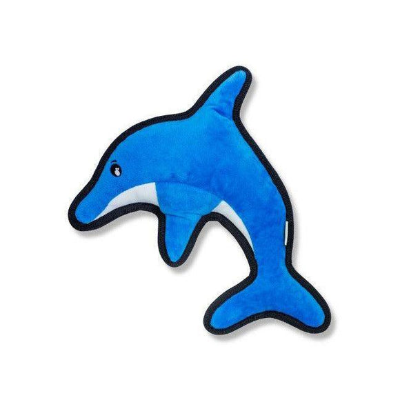 Beco Dolphin Dog Toy-Oh Doggy