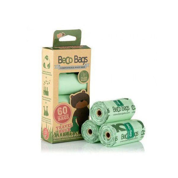 Beco Compostable Poop Bags - Oh Doggy