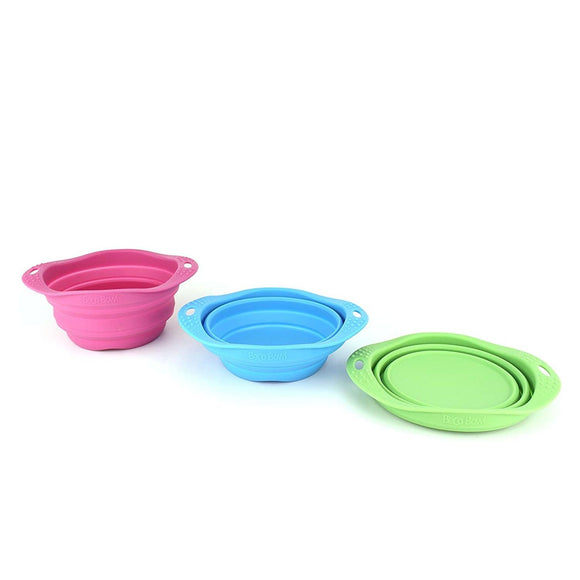 Beco Collapsible Travel Bowl-Oh Doggy