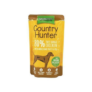 Natures Menu Country Hunter Free Range Chicken 6 x 150g-Oh Doggy