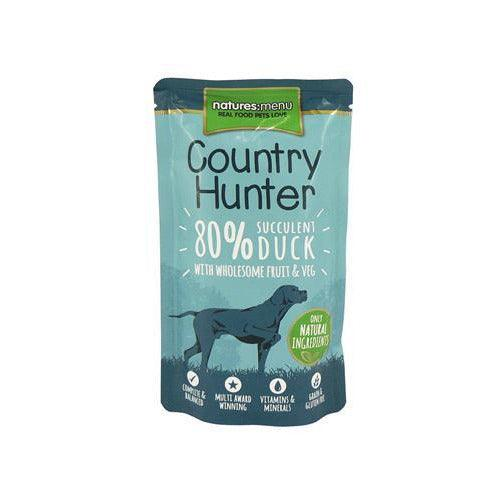 Natures Menu Country Hunter Succulent Duck 6 x 150g-Oh Doggy