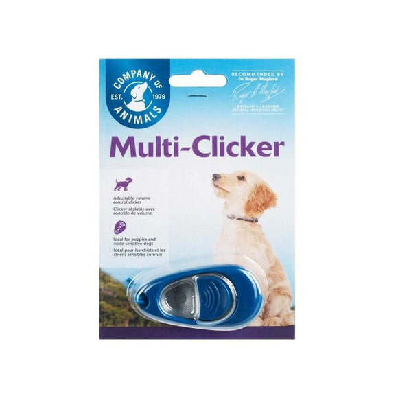 Clix Multi-Clicker-Oh Doggy