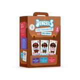 Denzels Dog Chew Multipack - 6 x 55g-Oh Doggy