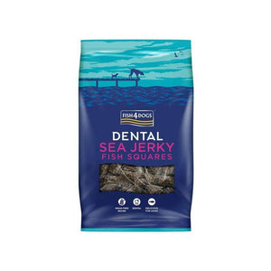 Fish4Dogs Dental Sea Jerky Squares-simple-Oh Doggy