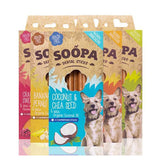 Soopa Dental Sticks 100g-variable-Oh Doggy