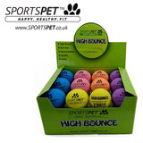 SportsPet High Bounce Ball-Oh Doggy
