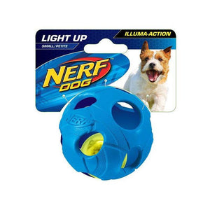Nerf Dog Light Up Bash Ball Small-Oh Doggy