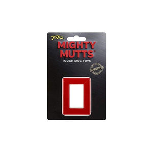 Mighty Mutts Rubber Cube-Oh Doggy