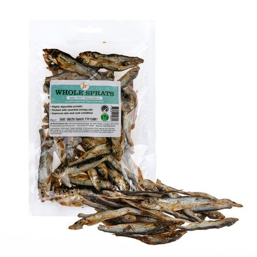 JR Pet Products Whole Sprats 85g-Oh Doggy
