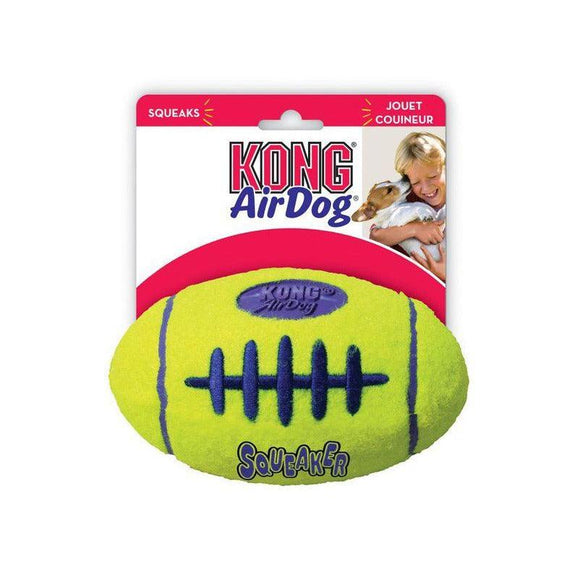 KONG Airdog Rugby Ball Large-Oh Doggy
